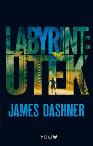 Kniha Labyrint Útěk (James Dashner)