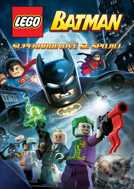 Lego: Batman - Jon Burton, David A. Goodman