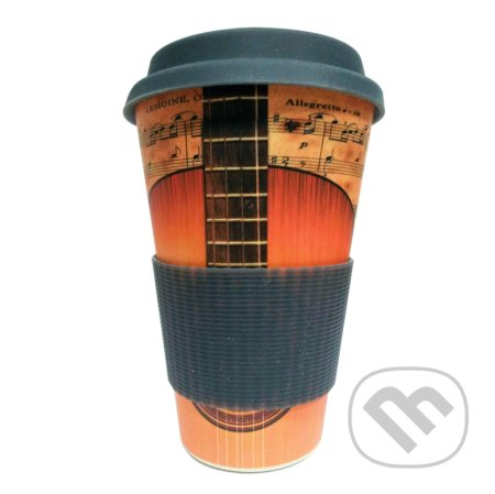 Eco Bamboo Cup  Guitar -