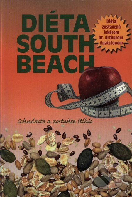 Diéta South Beach - Arthur Agatston