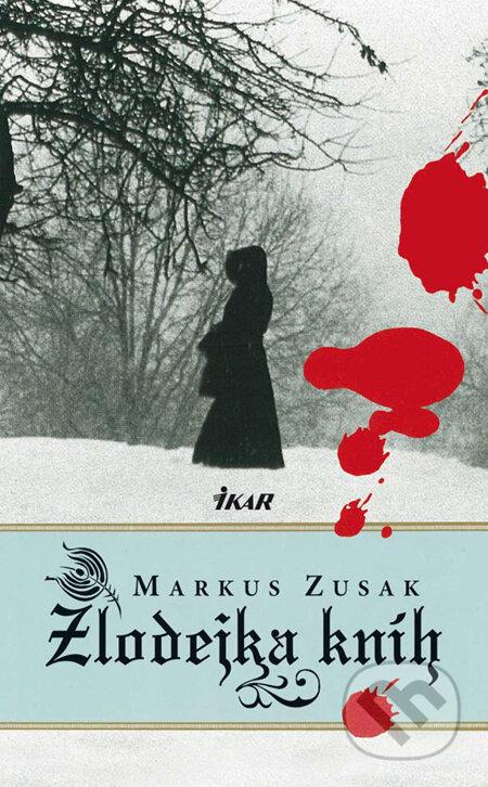 Výsledok vyhľadávania obrázkov pre dopyt zlodejka kníh kniha slovenský jazyk