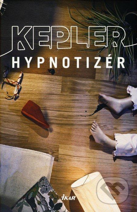 Výsledok vyhľadávania obrázkov pre dopyt Lars Kepler Hypnotizér kniha