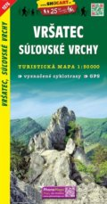 Vr�atec, S�ovsk� vrchy 1:50 000
