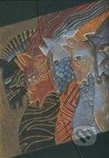 Paperblanks - Di�r 2012 (t�denn�, horizont�lny) - Moroccan Mares - MIDI