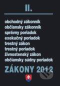 Z�kony 2012/II.