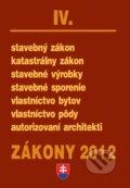 Z�kony 2012/IV.