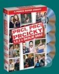 4 DVD Prci, prci, prci�ky 1-4