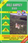 Mal� Karpaty - Sever - turistick� mapa �. 11