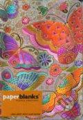 Paperblanks - Flutterbyes - MIDI linajkov�