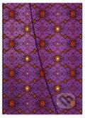 Paperblanks - Violet - MIDI - linajkov�