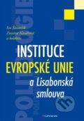 Instituce Evropsk� unie a Lisabonsk� smlouva