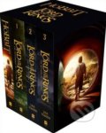 Hobbit and Lord of the Rings 1 - 3 (Box Set)