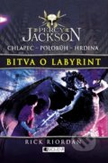 Percy Jackson - Bitva o labyrint
