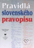 Pravidl� slovensk�ho pravopisu