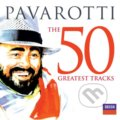Luciano Pavarotti: The 50 Greatest Tracks
