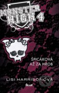 Monster High 4: �pic�kov� a� za hrob