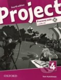Project 4 - Pracovn� zo�it