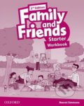 Family and Friends - Starter - Workbook