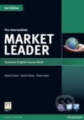 Market Leader - Pre-Intermediate - Coursebook