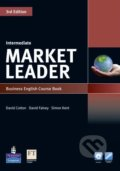 Market Leader - Intermediate - Course Book + DVD