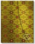 Paperblanks - adres�r French Ornate Vert