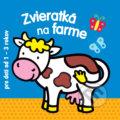 Zvieratk� na farme pre deti od 1 - 3 rokov