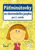 P�min�tovky zo slovensk�ho jazyka pre 2. ro�n�k