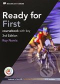 Ready for First: Coursebook with Key