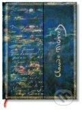 Paperblanks - Monet, Water Lilies (Lekn�)