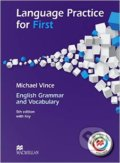 Language Practice for First: English Grammar and Vocabulary