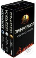 Divergencia (kolekcia troch titulov v bro�ovanej v�zbe)