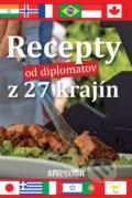 Recepty od diplomatov z 27 kraj�n