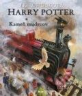 Harry Potter a Kame� mudrcov (Kniha 1)
