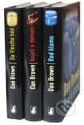 Dan Brown - kolekcia 3 bestsellerov