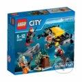 LEGO City 60091 Hlbinn� morsk� v�skum - �tartovacia s�prava