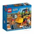 LEGO City 60072 Demola�n� pr�ce � �tartovacia s�prava