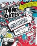 Tom Gates: Megasuper dar�eky (�e vraj)