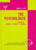Tri psychol�gie - Koncepcie Freuda, Skinnera a Rogersa