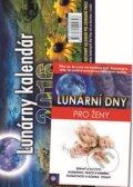 Lun�rny kalend�r 2016 + kniha Lun�rn� dny pro �eny