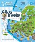 Kniha Atlas sveta