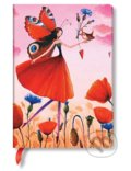 Paperblanks - z�pisn�k Poppy Field