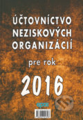 ��tovn�ctvo neziskov�ch organiz�ci� pre rok 2016