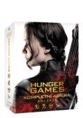 Hunger Games kolekce 1-4