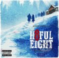 Soundtrack: The Hateful Eight (Osm hrozných) LP