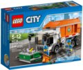 LEGO City Great Vehicles 60118 Smetiarske auto