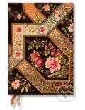 Paperblanks - di�r Filigree Floral Ebony 2016/2017