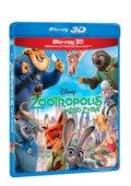 Zootropolis: M�sto zv��at 3D