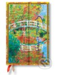 Paperblanks - di�r Monet, Bridge (Most) 2017