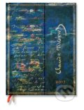 Paperblanks - di�r Monet (Water Lilies), Letter�to�Morisot 2017