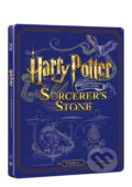 Harry Potter a kámen mudrců Steelbook